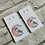 Thumbnail: Keyring display cards