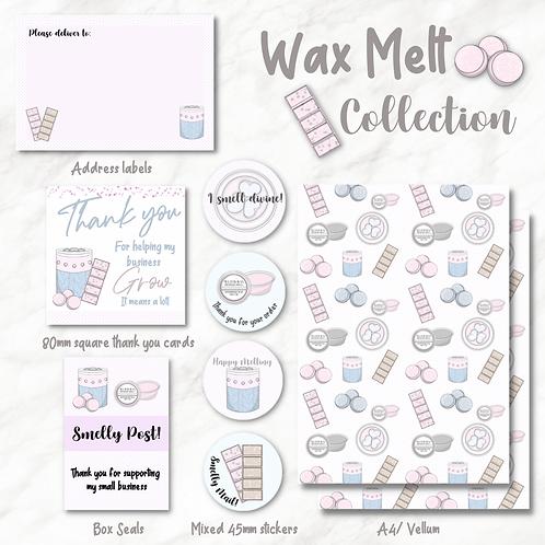 Wax Melt Collection