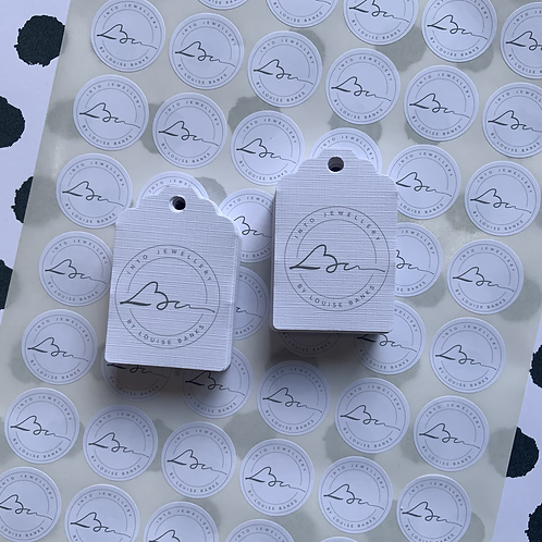 Arch Swing Tags