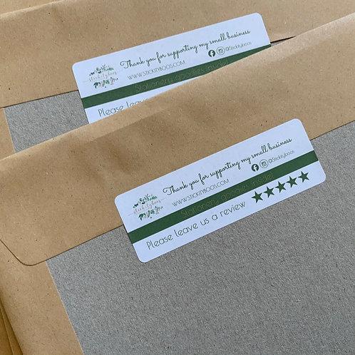 Letter seals