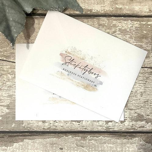C6 Branded Envelopes