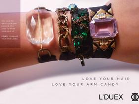 L'Duex Arm Candy/Hair Ties