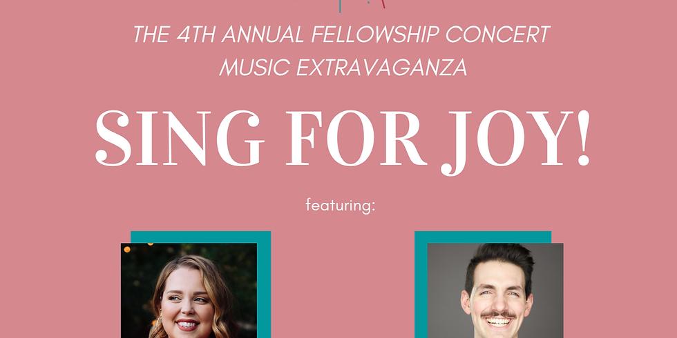 SING FOR JOY!   music extravaganza concert