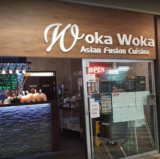 Woka Woka Asian Fusion