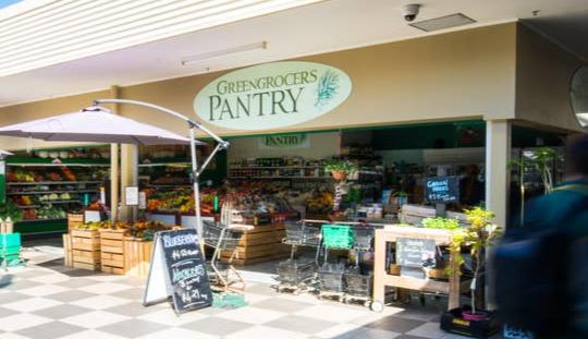 Greengrocers Pantry