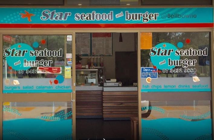 Star Seafood and Burger