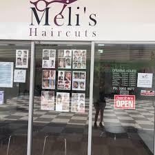 Meli's Haircut