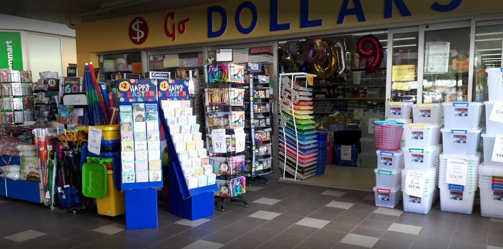 Go Dollars Discount Variety Store