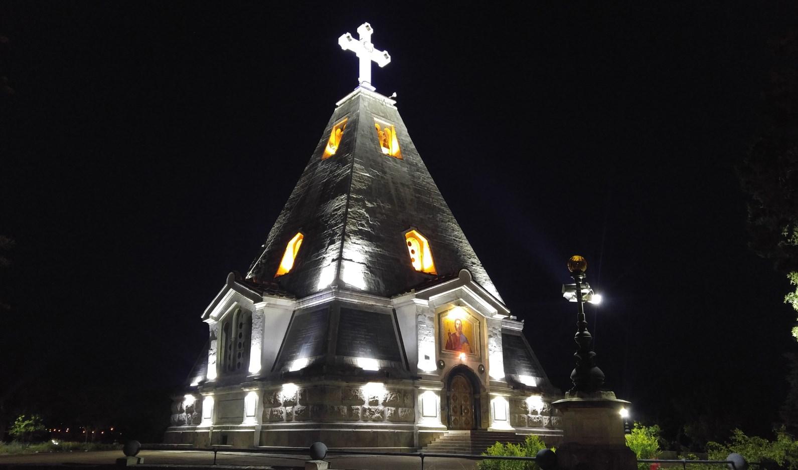Свято-Никольский храм г.Севастополь