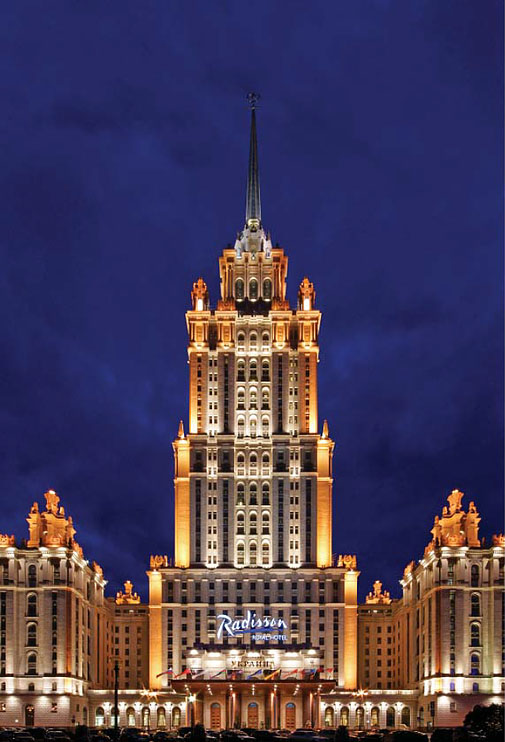 Radisson Royal Ukraine Hotel
