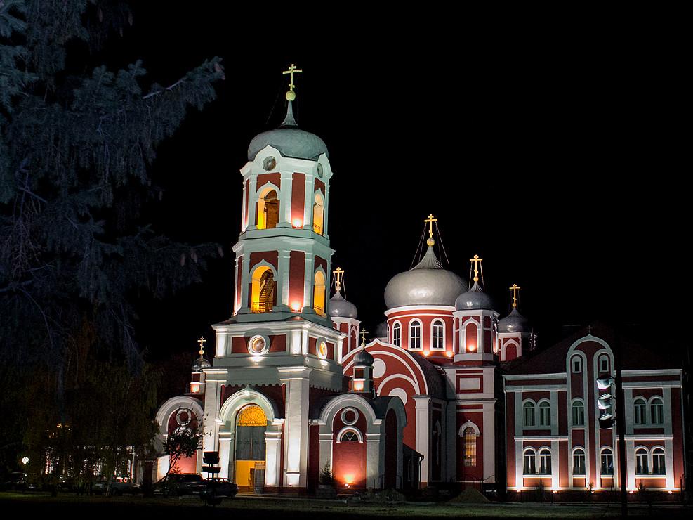 Воскресенский собор г.Новохоперск