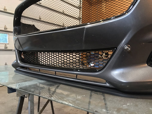 fusion 13-16 lower grill