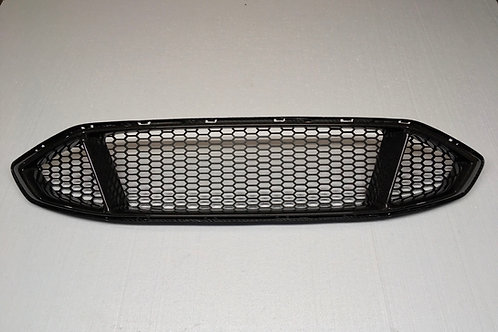 Fusion 17-18 slatted upper grill