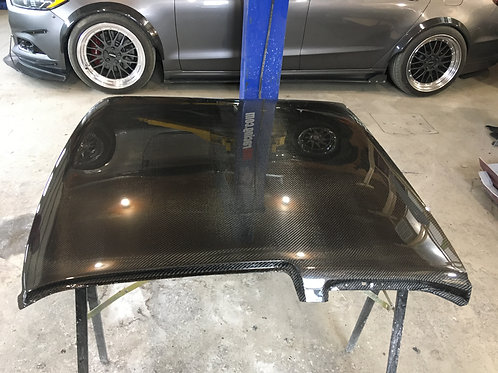 corolla AE86 dry carbon roof
