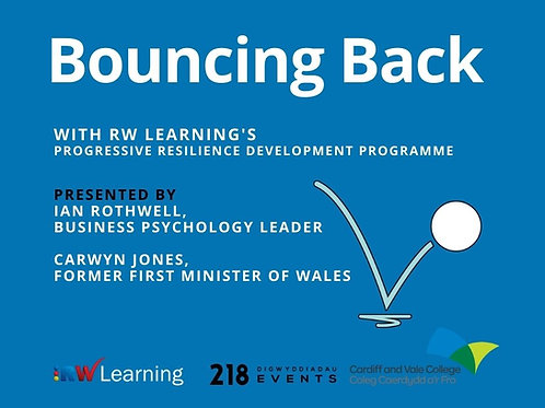 2) BOUNCING BACK