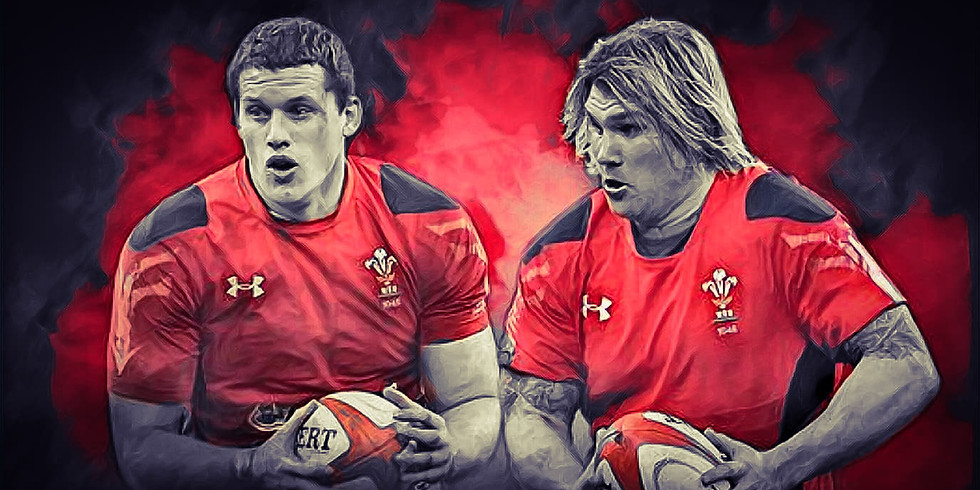 Wales v Ireland, 6 Nations