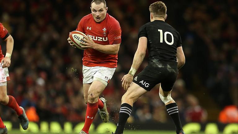 Wales v New Zealand - Autumn Series 2021
