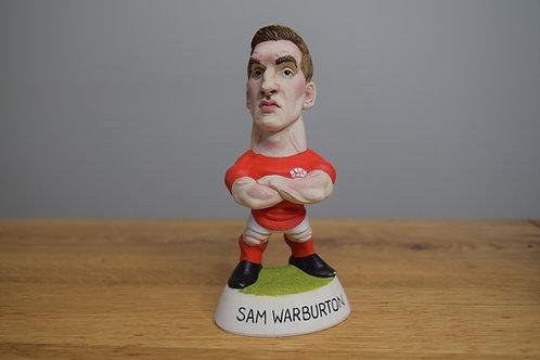 Sam Warburton Signed Grogg
