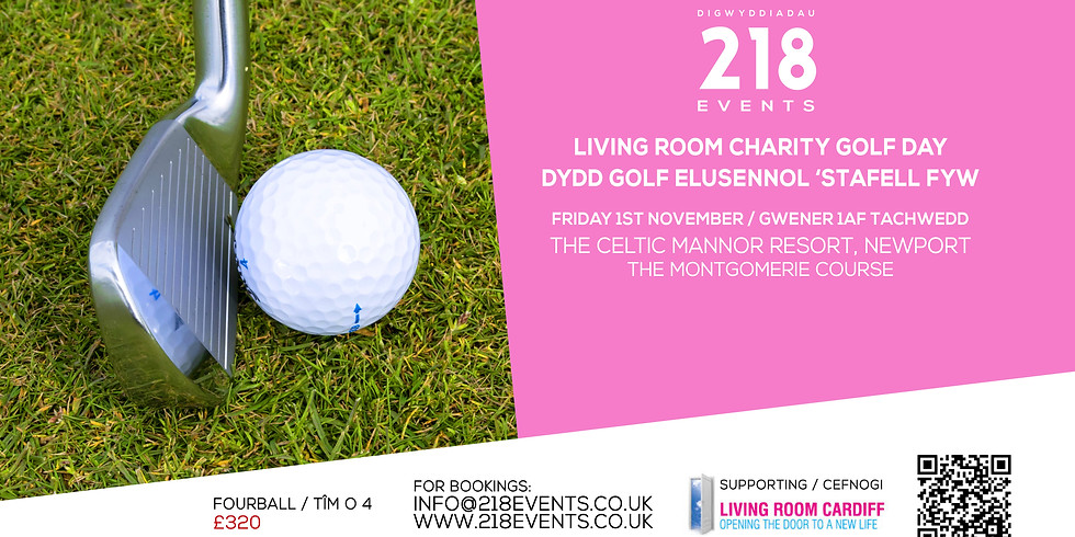 Living Room Charity Golf Day