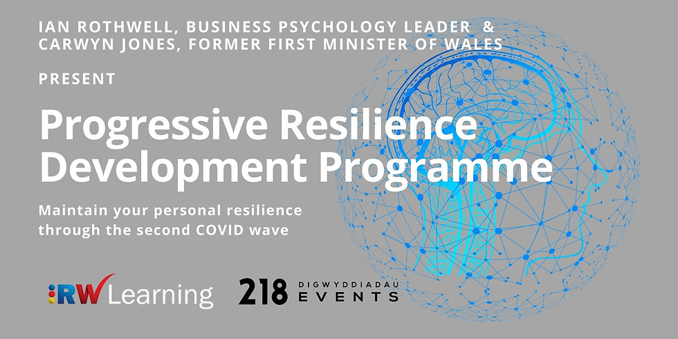 RW Learning's Progressive Resilience Development Programme