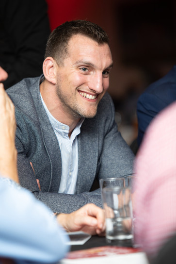 Sam Warburton 218 Events listening and e