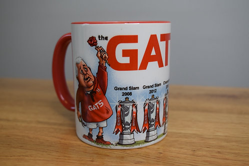 Signed Warren Gatland Mugby