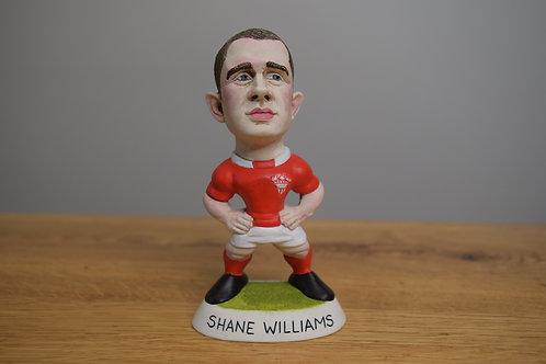 Shane WIlliams Signed Grogg