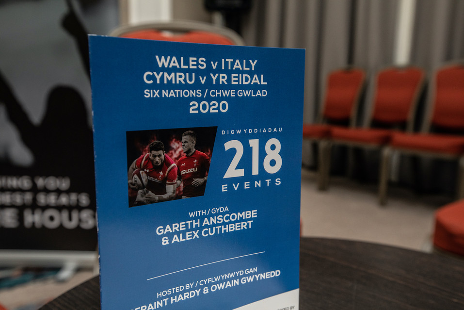 Wales v Italy 6 Nations 2020 218 Evens M