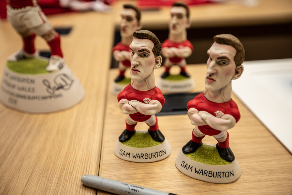 Sam Warburton Groggs 218 Events Parc y S