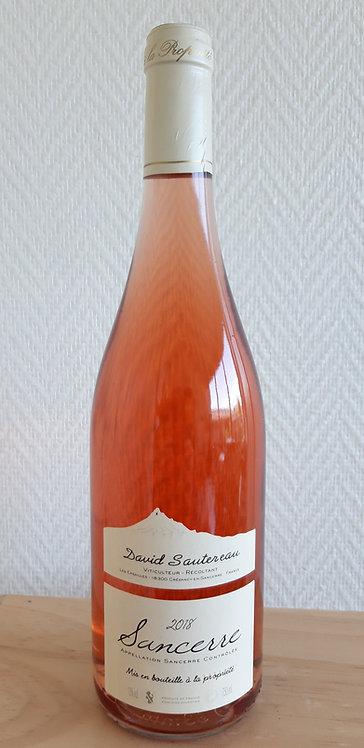 Sancerre rosé 2018