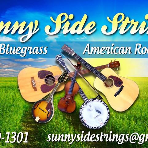 Friday September 3 - Sunnyside Strings
