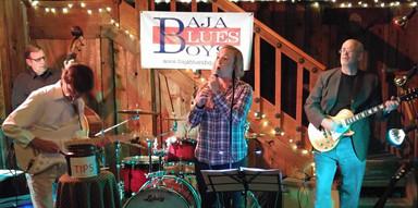 Friday July 9 - Baja Blues Boys