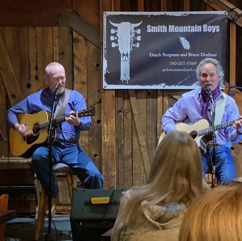 March 20th - Smith Mountain Boys
