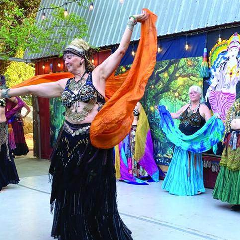 Sunday September 26 - Tribal Gypsies (Belly Dancers)