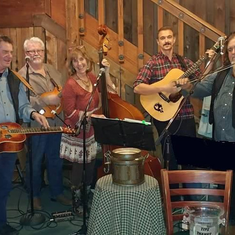 March 7th - Blue Creek Band