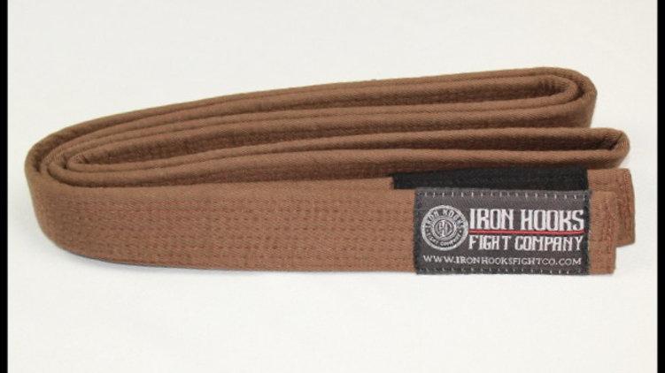 Brown - BJJ Belt