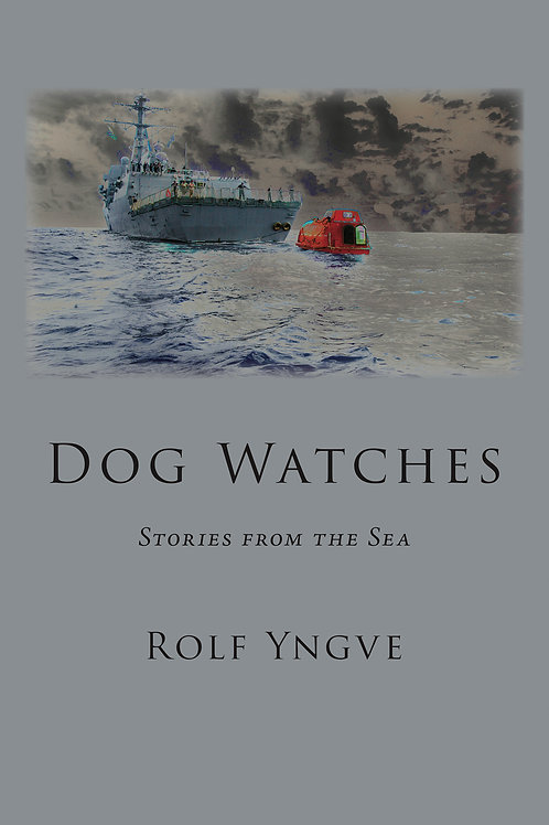 Signed copy, Dog Watches