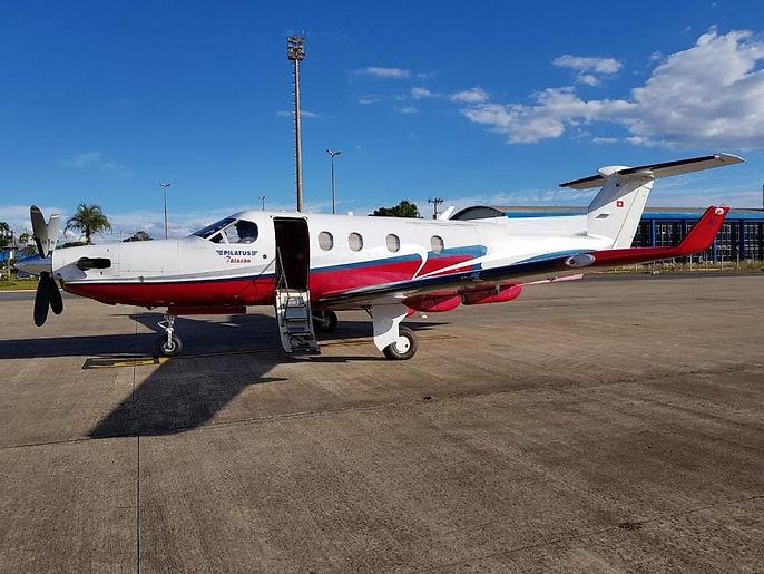 Pilatus PC 12/45 2002