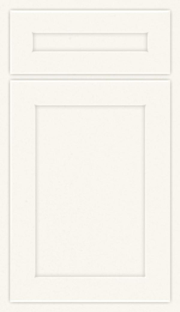 Benton 5 piece White Paint