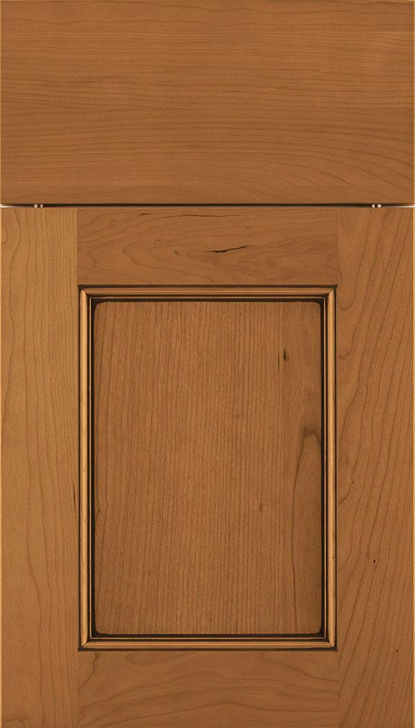 Lexington Recessed Panel Cabinet Doors Ginger Mocha