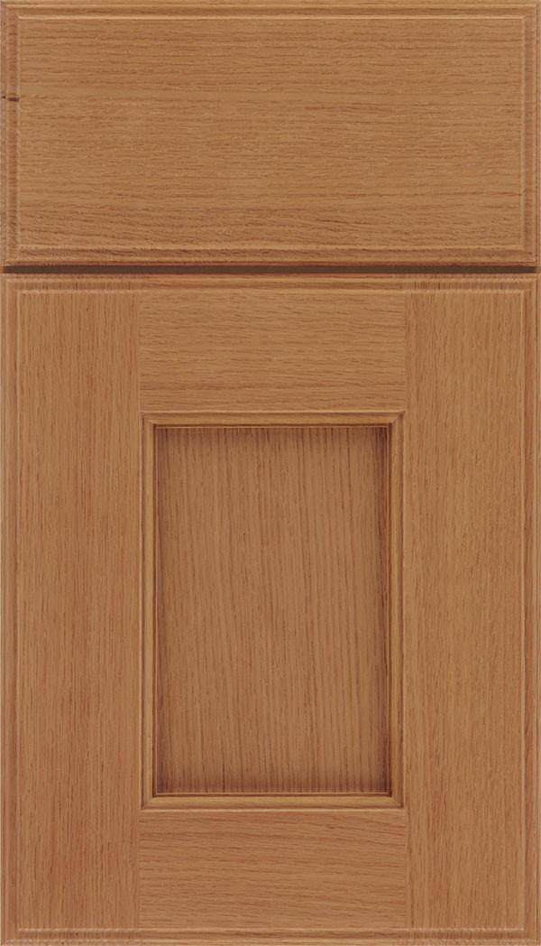Berkeley Rift Flat Panel Cabinet Door Ginger