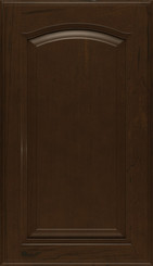 Briarcliff II Arch Umber Finish