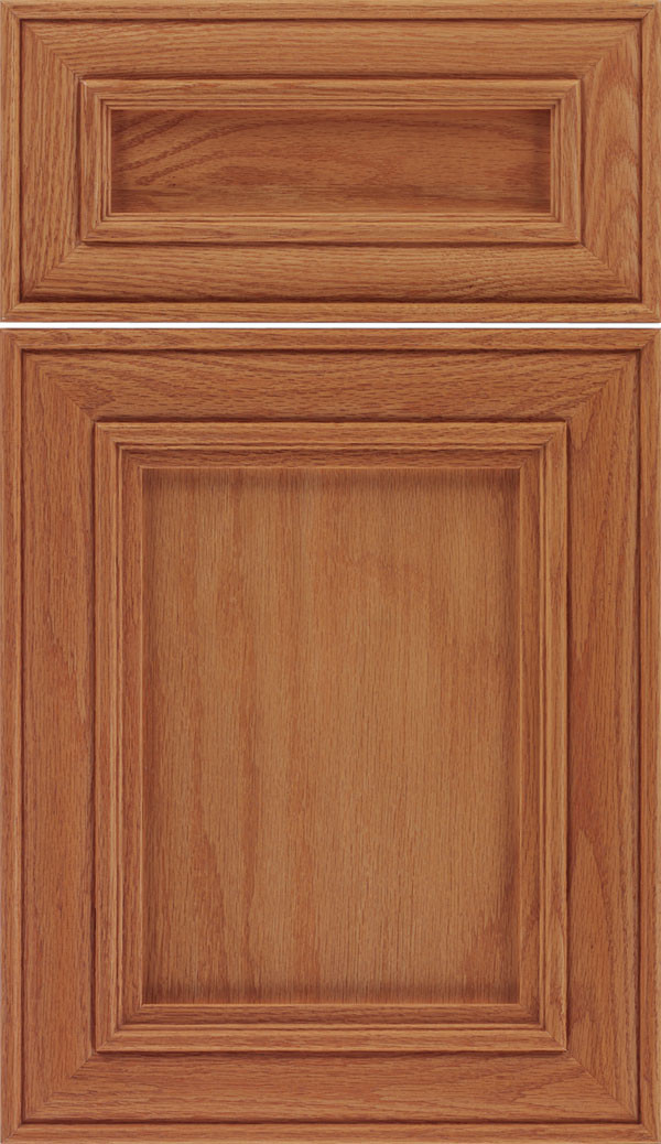 Sheffield 5 piece Recessed Panel Cabinet Spice