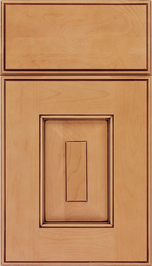 Brookfield Maple Raised Panel Cabinet Doors