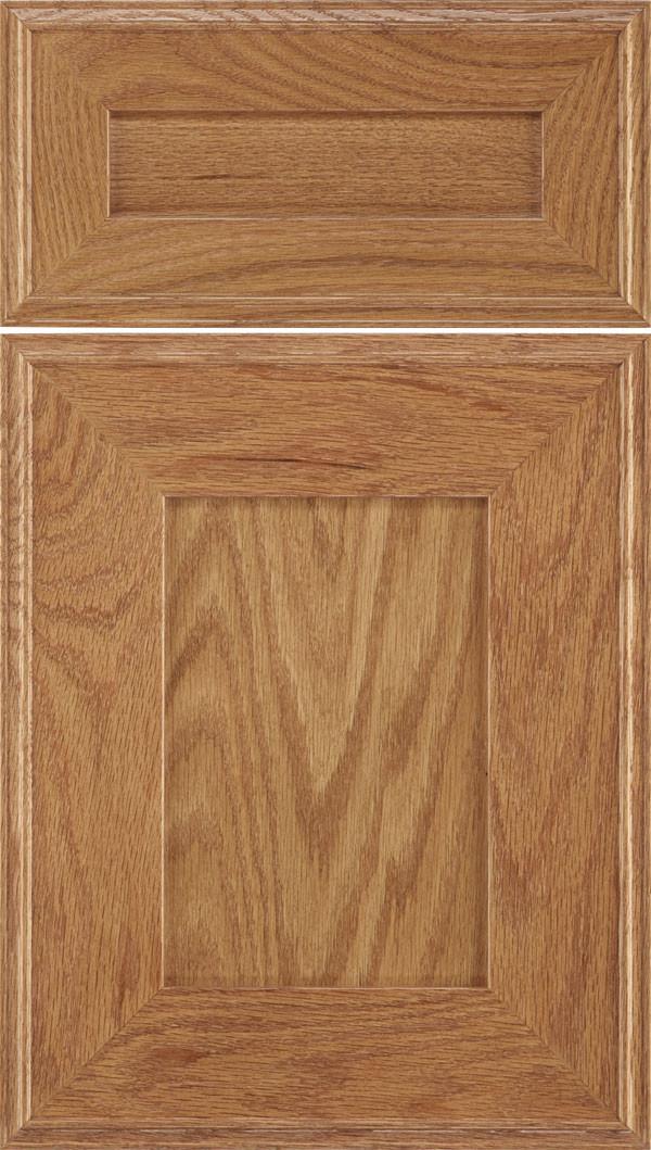 Elan 5 piece Flat Panel Cabinet Door Spice