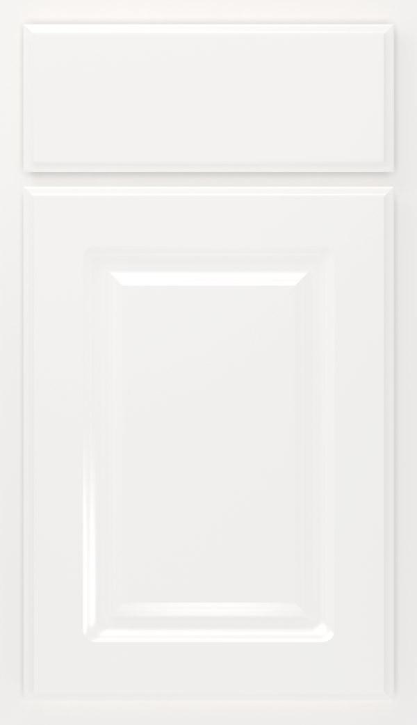 Augusta White Cabinet Door