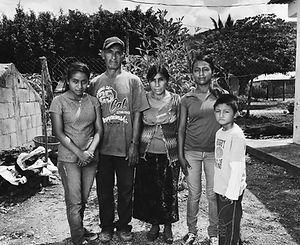 18. Maria Gaspar Pedro and Family (Nueva