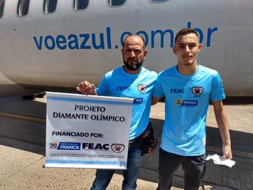 Judoca Francano Viaja a Rio Grande do Sul!