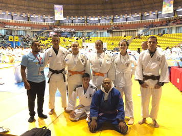 Francanos no campeonato Paulista Estudantil