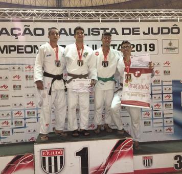 Atleta francano é vice-campeão no campeonato Paulista Estudantil